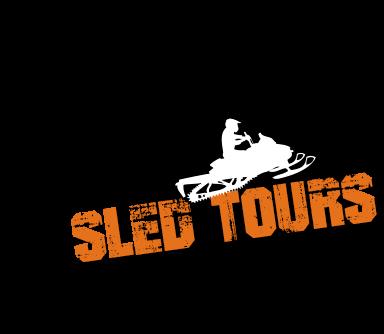 sled tours summer logo