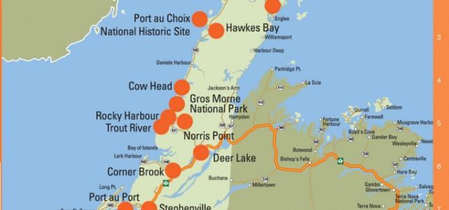 Newfoundland Tourist Attractions